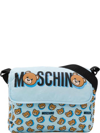 Moschino Blue Changing Bag