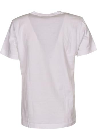 Comme des Garçons Play Heart Logo Patch T-shirt