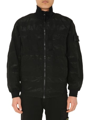 Stone Island Shadow Project Jacket With Zip