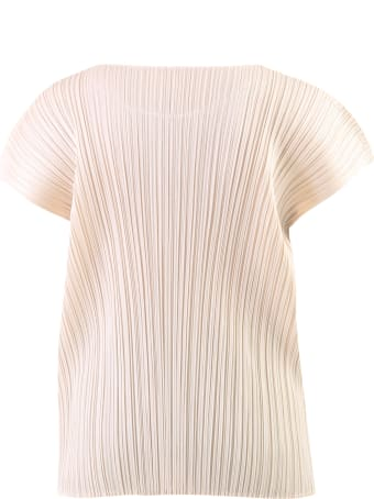 Issey Miyake Pleated Blouse