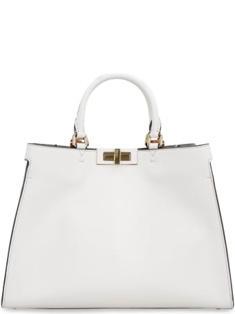 Fendi Peekaboo X-tote Leather Bag