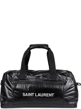 Saint Laurent Nylon Travel Bag
