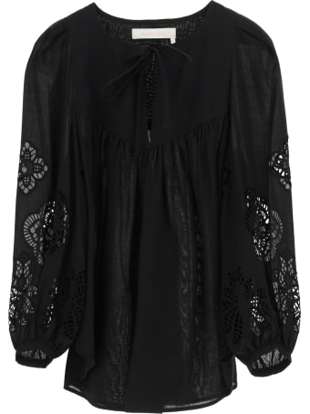 See by Chloé Blouse With Guipure