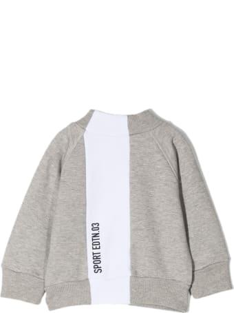 Dsquared2 Grey Cotton Sweatshirt
