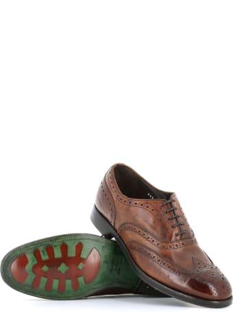 Green George Brogues 925/00