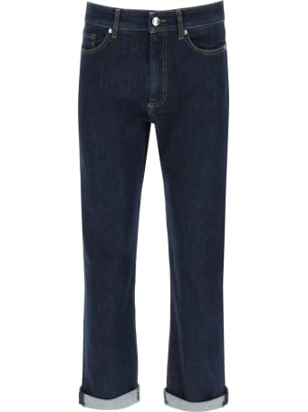 SportMax Boyfriend Denim Jeans