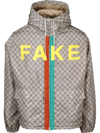 Gucci Fake/not Blouson