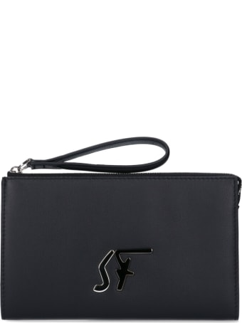 Salvatore Ferragamo Logo Document Holder