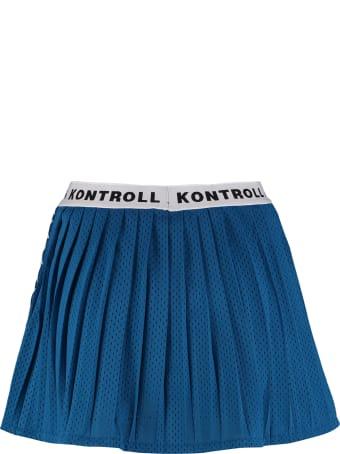 Kappa Kontroll Pleated Mini Skirt