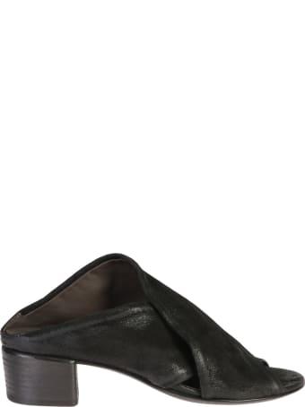 Marsell Black Sandals