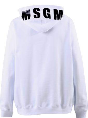 MSGM Branded Hoodie