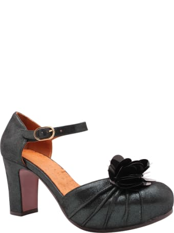 Chie Mihara 'ina' Leather Pumps