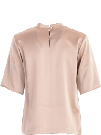 Nanushka T-shirt S/s Satin