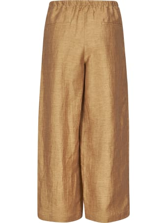 Incotex Straight-leg Cropped Trousers