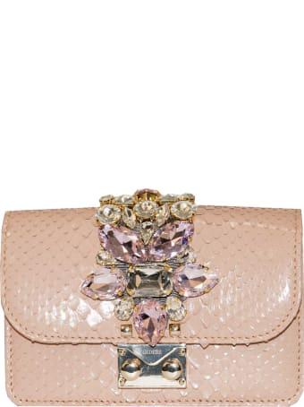 Gedebe Embellished Shoulder Bag