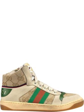Gucci High Sneakers Screener Gucci K