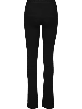 Helmut Lang Full Length Flare Legging