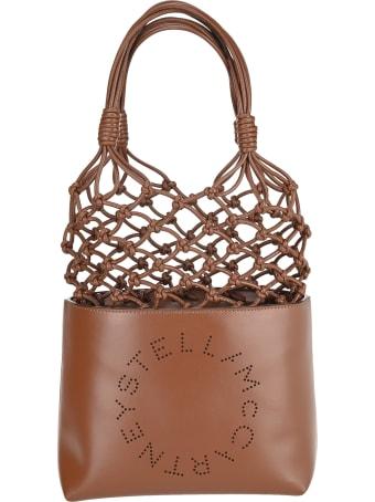 Stella McCartney Stella Logo Knotted Tote Bag