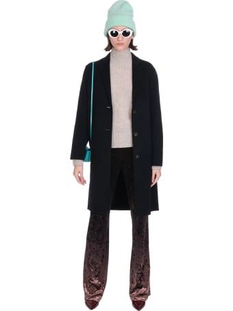 Acne Studios Knitwear In Beige Wool