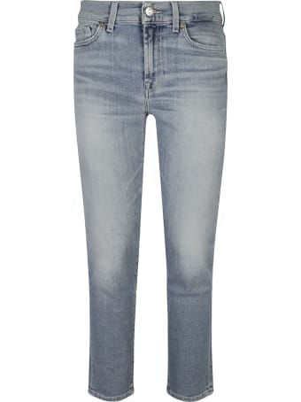Seven London Classic Skinny Fit Jeans