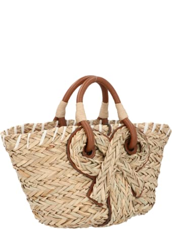 Anya Hindmarch 'basket Bow' Bag