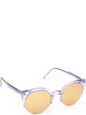 RETROSUPERFUTURE Lucia Candy Blue 572 Sunglasses