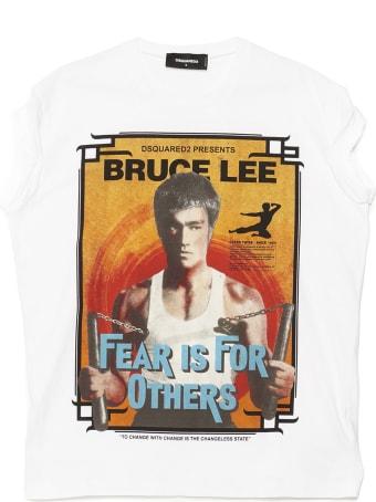 Dsquared2 'bruce Lee' T-shirt