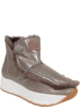 Voile Blanche Boots