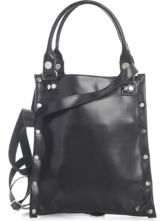 Junya Watanabe Comme Des Garçons Synthetic Leather Tote Bag
