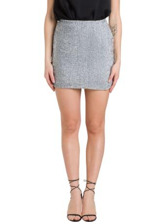 retrofete Sequined Miniskirt