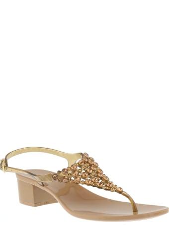 Menghi Pump Sandals