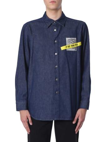 Raf Simons Oversize Fit Shirt