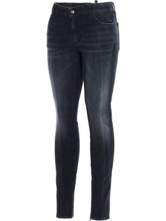 Dsquared2 'medium Waist Twiggy' Jeans