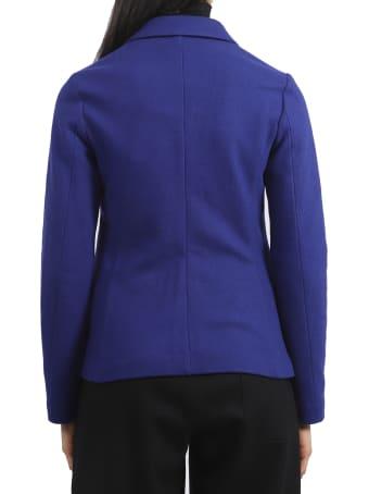 Barena Blue Flora Rova Jacket