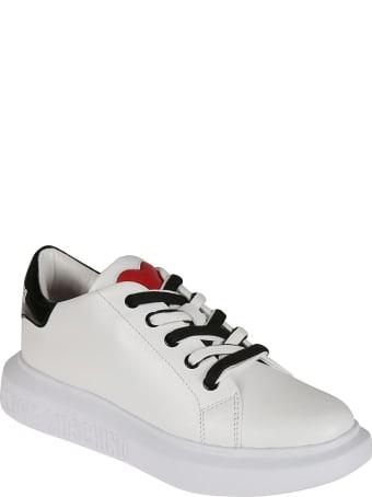 Love Moschino Rear Logo Sneakers