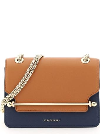 Strathberry Multicolor East/west Mini Bag