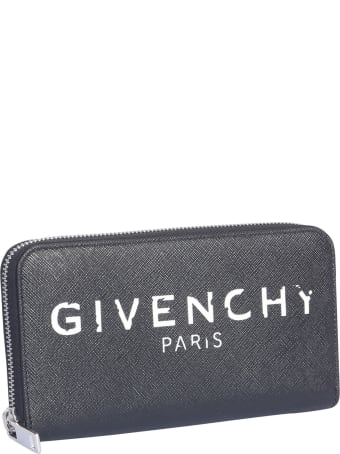 Givenchy Continental Zip Wallet