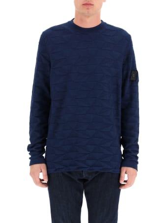 Stone Island Shadow Project Crew-neck Sweater