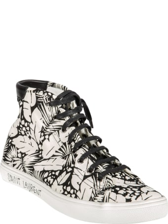 Saint Laurent Malibu Sneakers