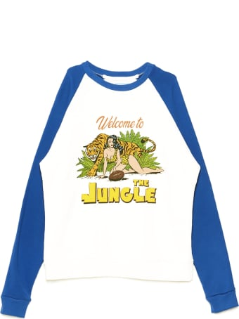 Just Don 'svelta Jungle' Sweater