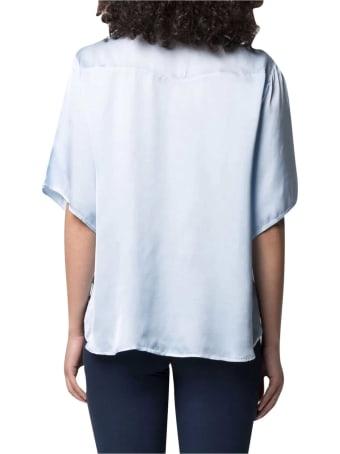 Merci Light Blue Shirt