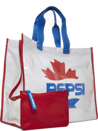 Dsquared2 Pepsi Tote Bag