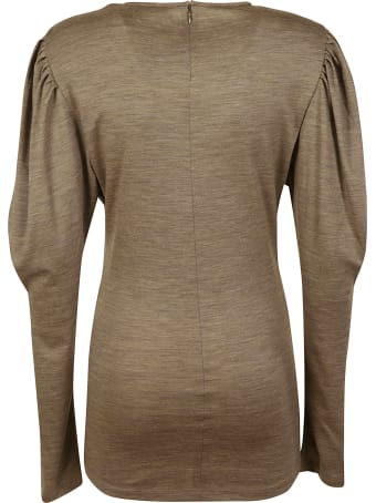 Isabel Marant Davalla Top