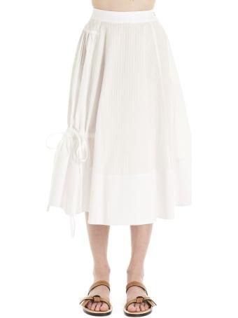 Loewe 'gathered' Skirt