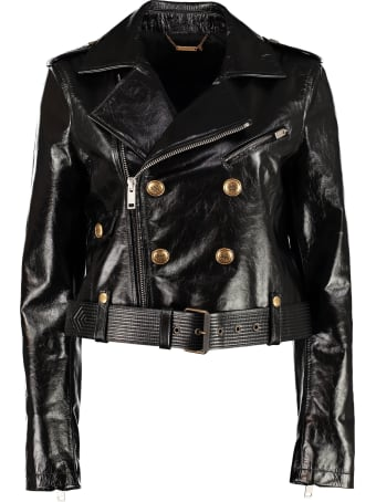 Givenchy Calf Leather Jacket