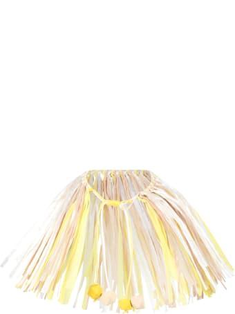 Tia Cibani Multicolor Necklace For Girl