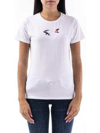 Paul&Shark Cotton Blend T-shirt