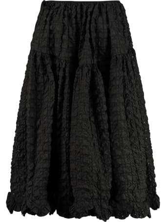 Cecilie Bahnsen Kasumi Midi-skirt