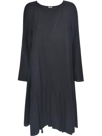 A Punto B Pleated Skirt Dress