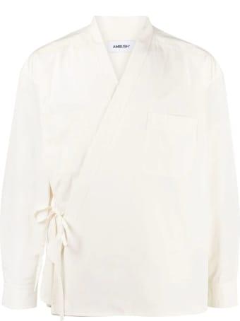AMBUSH Beige Cotton Shirt